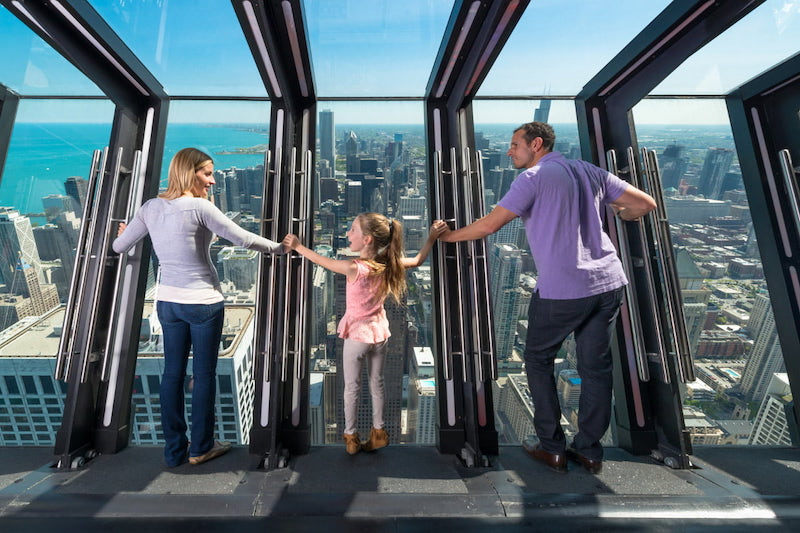 360 Chicago Observation Deck em Chicago
