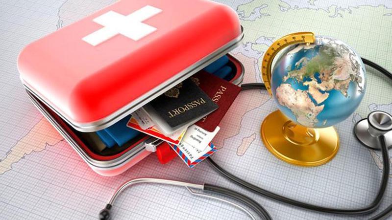 Assistência do seguro viagem para Chicago