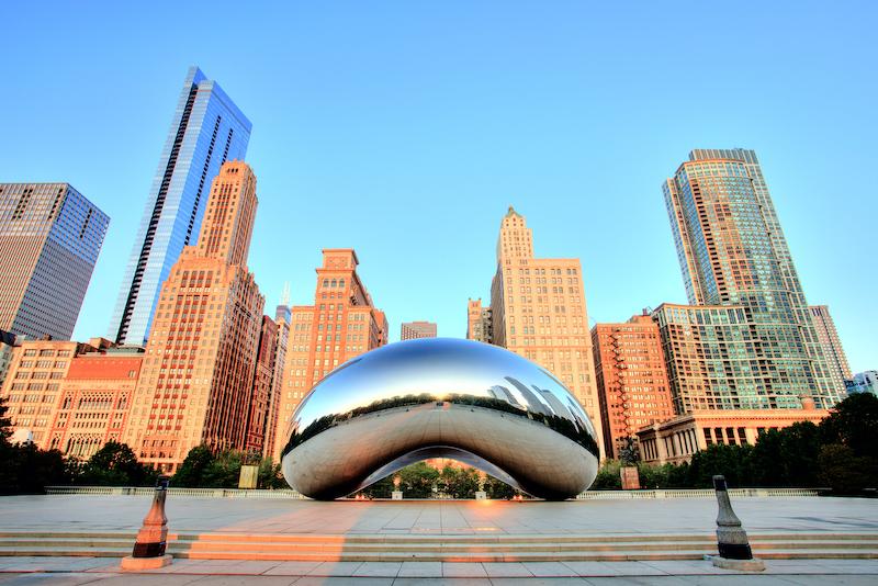 Ingressos para as atrações de Chicago
