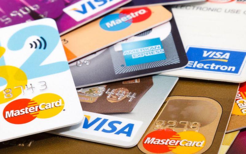 Cartões de crédito em Chicago