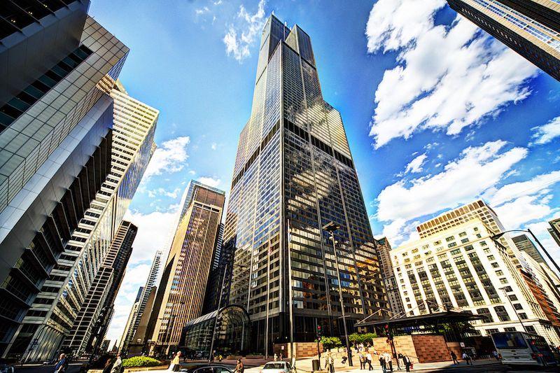 Skydeck em Chicago: Willis Tower