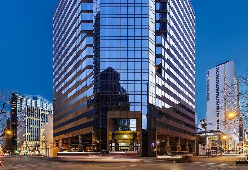 Hotel Conrad em Chicago