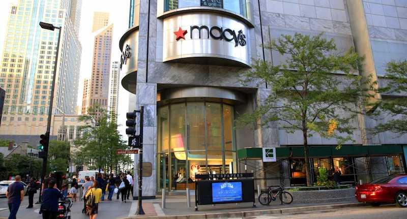 Onde comprar óculos de sol em Chicago: loja Macy's