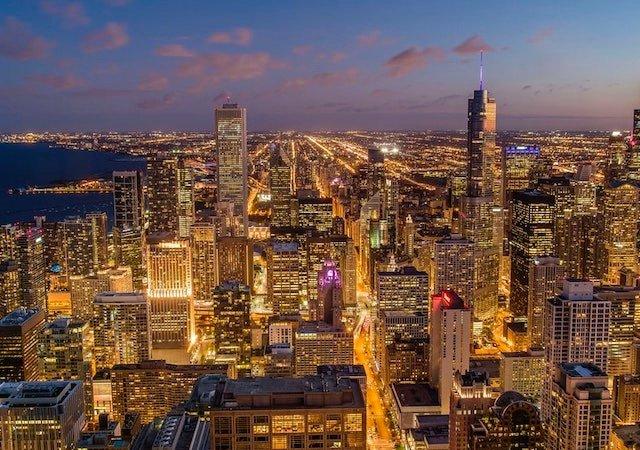 O que fazer à noite em Chicago