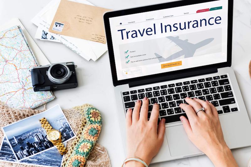 Pesquisador de seguro viagem para Chicago