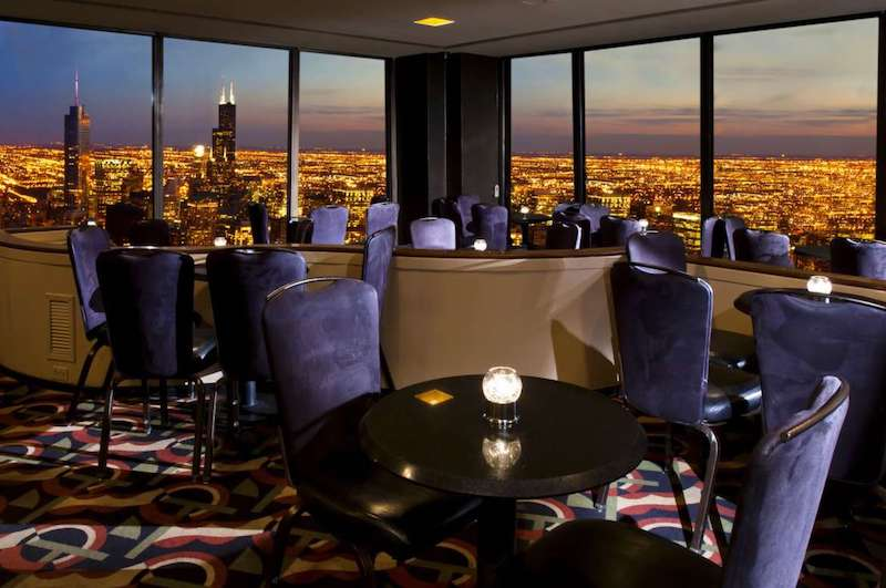 Restaurante Signature Room em Chicago