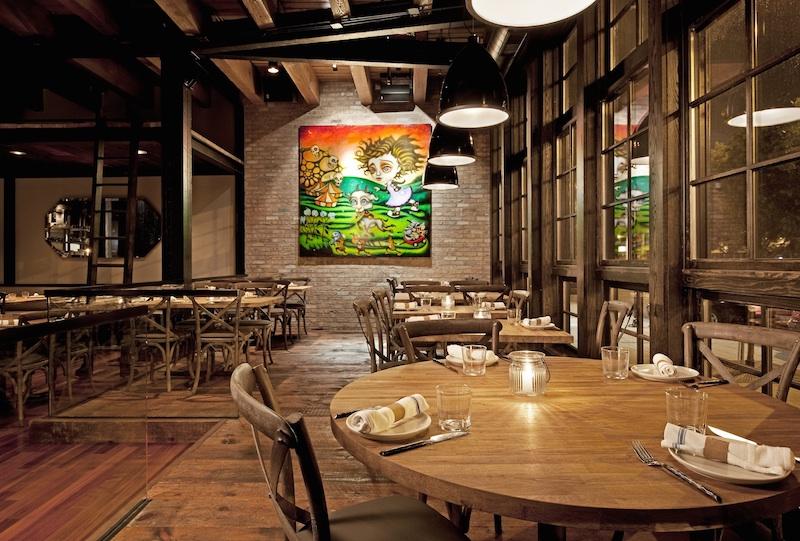 Restaurante Girl & The Goat em Chicago