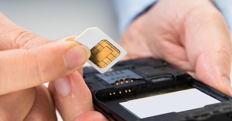 Testando chip de celular internacional para Chicago