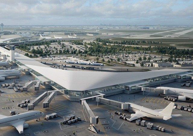 Aeroporto Internacional O'Hare em Chicago