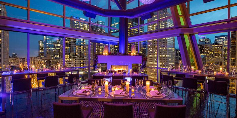 Melhores bares em Chicago - Roof on theWit