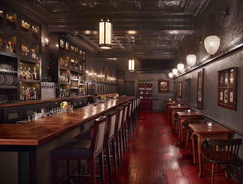 Bar Billy Sunday em Chicago