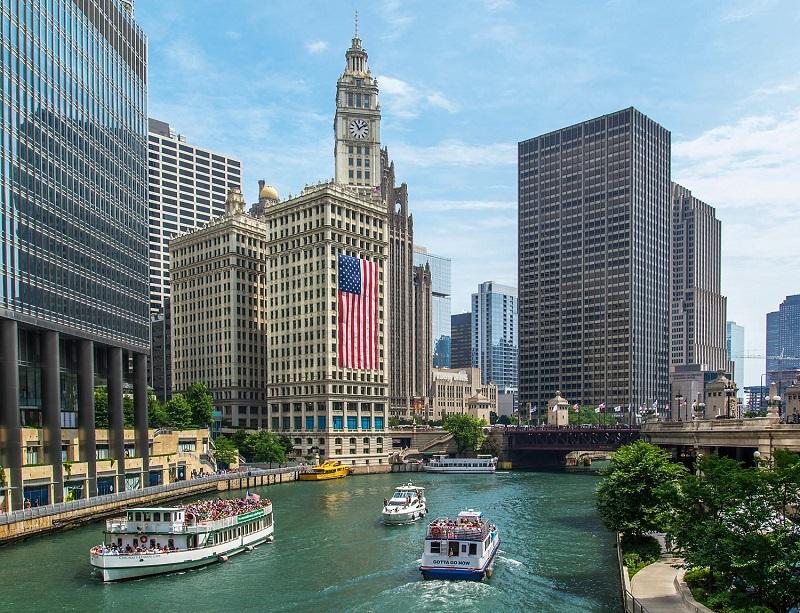 Roteiro de 2 dias em Chicago: cruzeiros