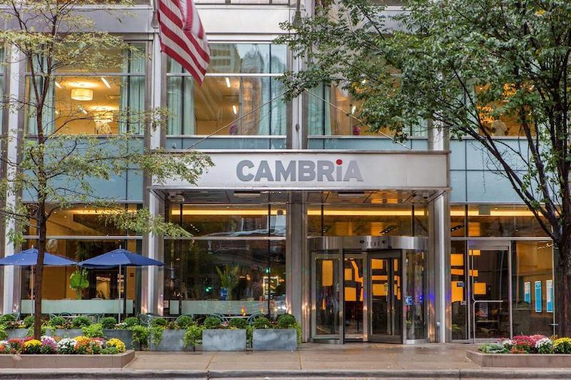 Hotel Cambria Chicago Loop/Theatre District