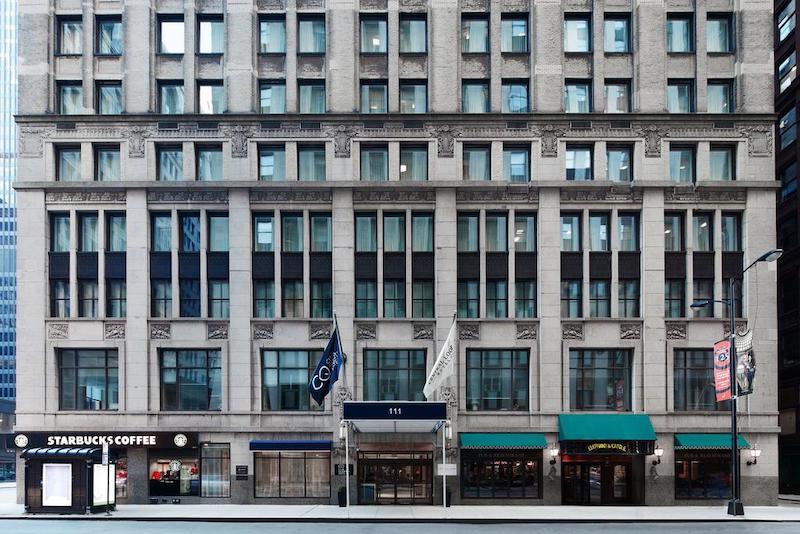 Hotel Central Loop em Chicago
