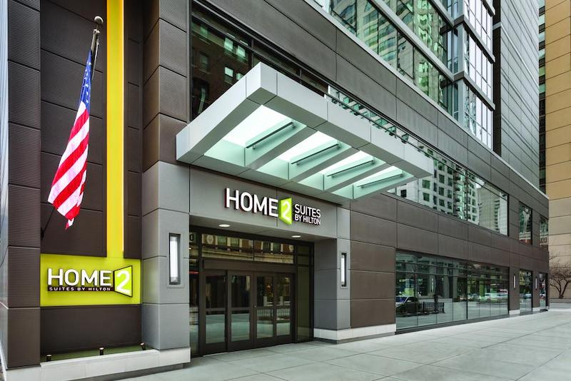 Hotel Home2 Suites By Hilton Chicago River North