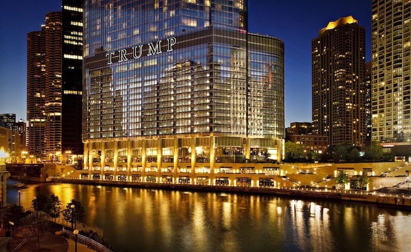 Hotel Trump International em Chicago