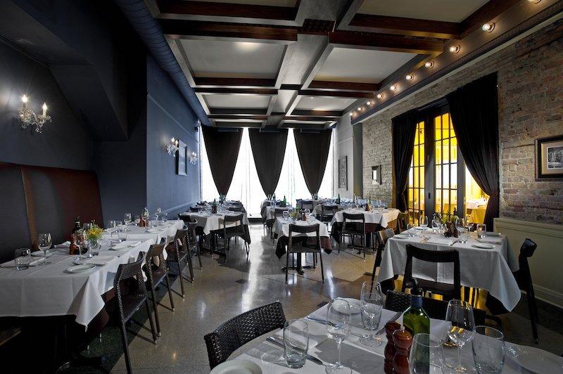 Restaurante Piccolo Sogno em Chicago
