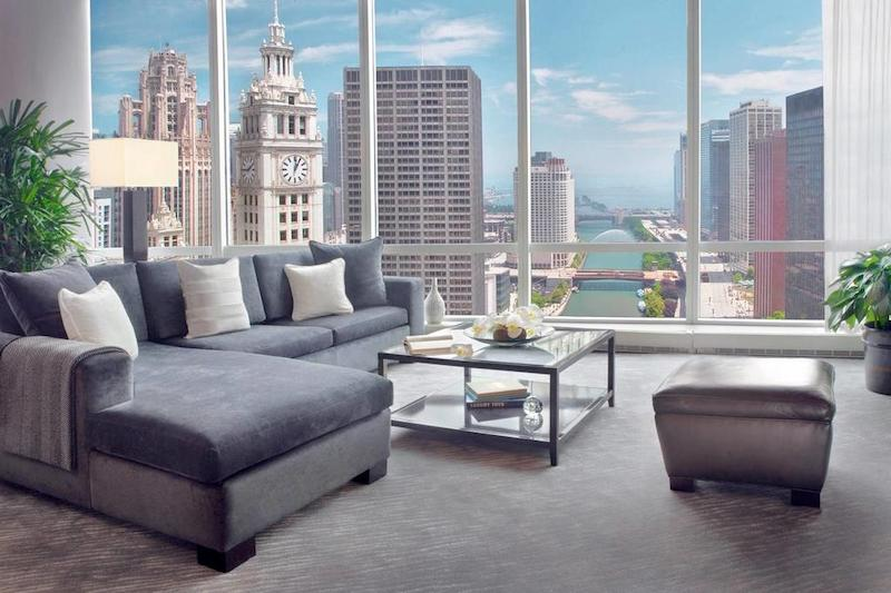 Hotel Trump International em Chicago