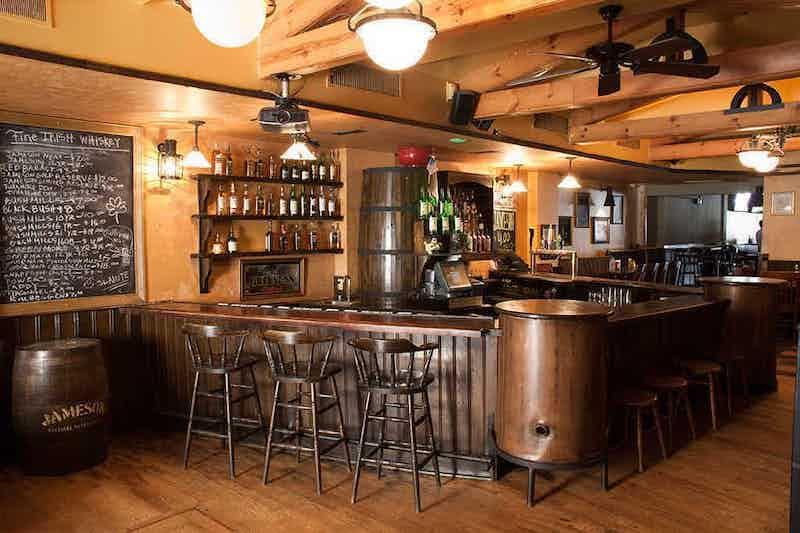 Pub The Irish Oak em Chicago