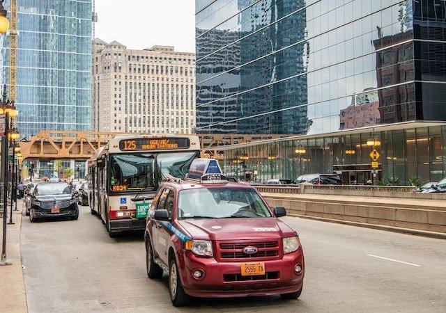 Transportes em Chicago