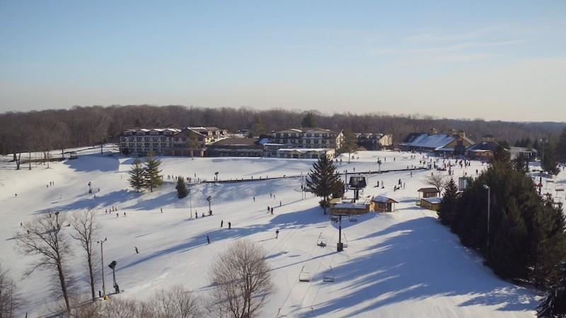 Onde esquiar em Chicago: Chestnut Mountain Resort em Galena