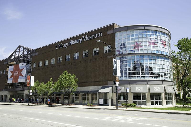 Chicago History Museum em Chicago