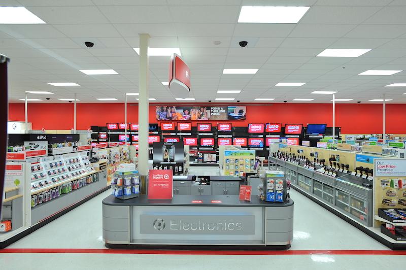 Onde comprar eletrônicos em Chicago: Target