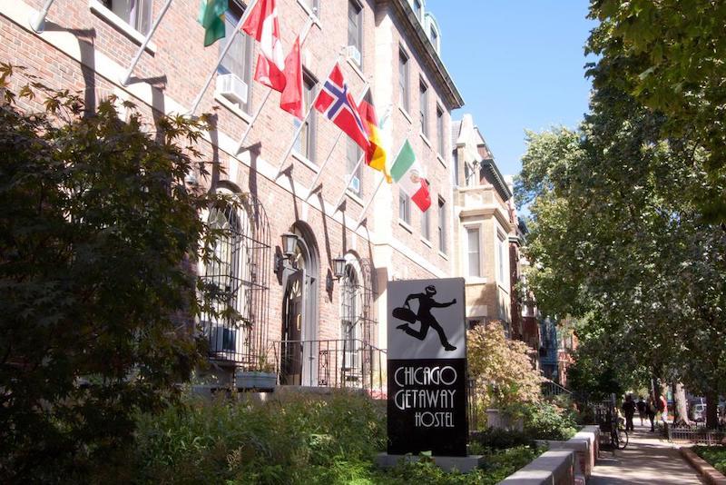 Melhores hostels em Chicago: hostel Chicago Getaway