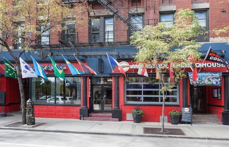 Melhores hostels em Chicago: hostel Chicago Parthenon
