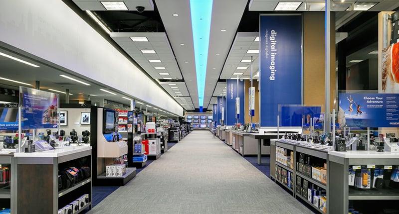 Onde comprar eletrônicos em Chicago: Best Buy