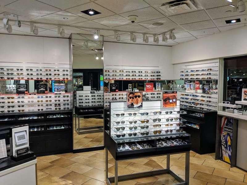 Onde comprar óculos de sol em Chicago: Sunglass Hut