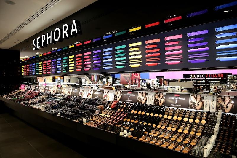 Onde comprar maquiagens em Chicago: maquiagens na Sephora