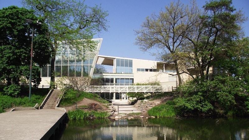 Peggy Notebaert Nature Museum em Chicago