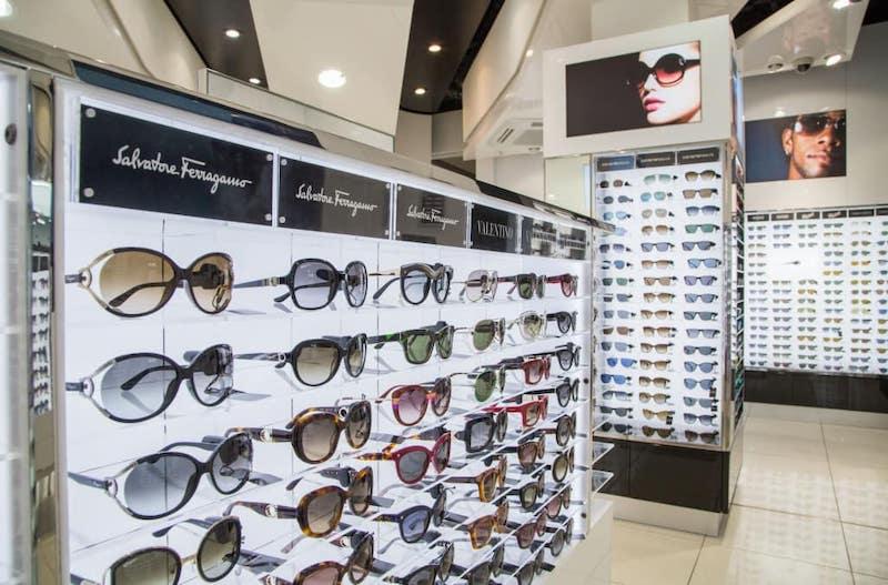 Onde comprar óculos de sol em Chicago: Duty Free Shop