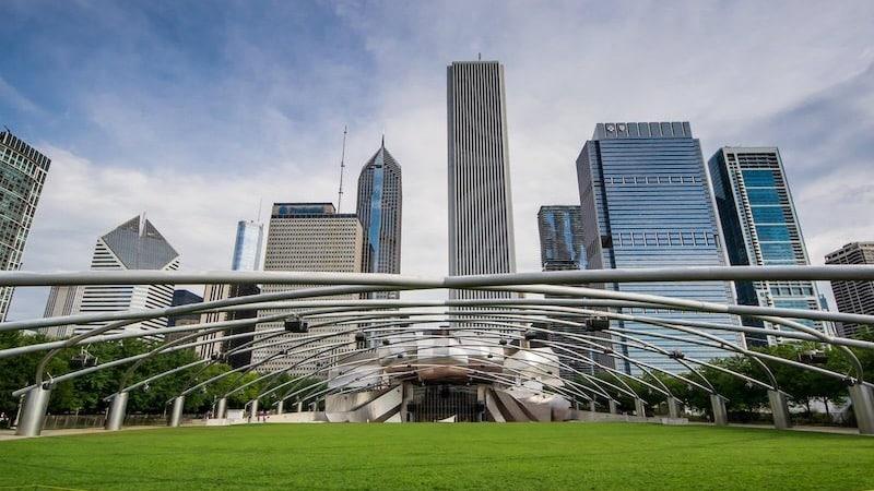 Melhores parques em Chicago