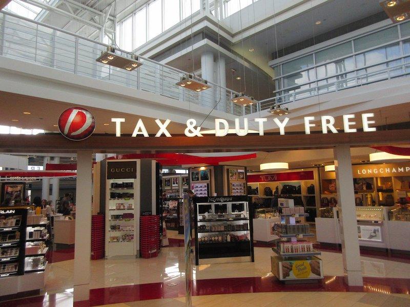 Onde comprar perfumes em Chicago: Duty Free Shop