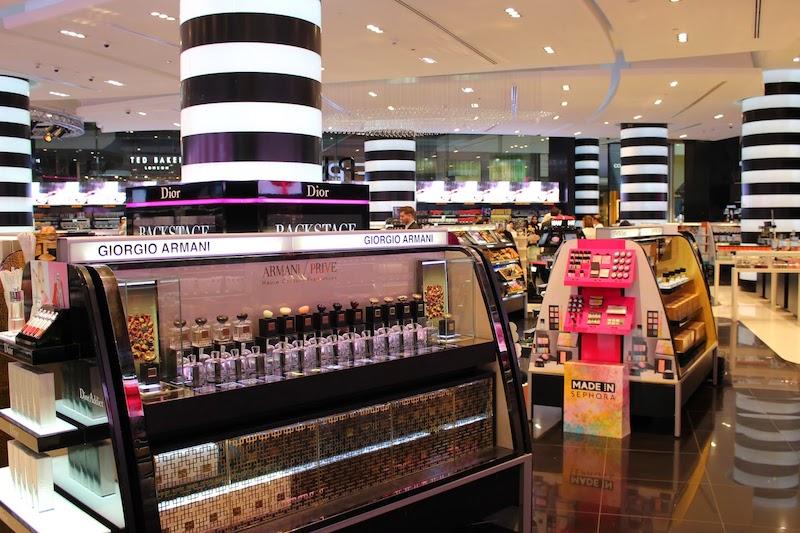 Onde comprar perfumes em Chicago: Sephora