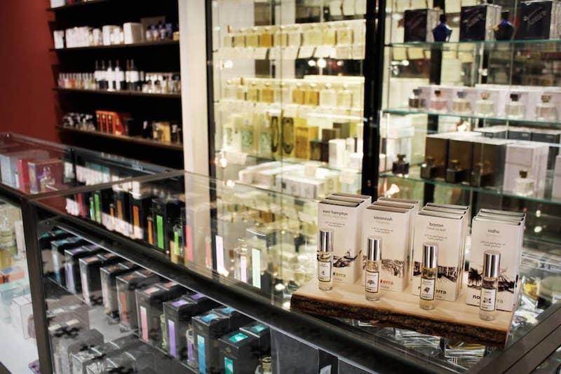 Onde comprar perfumes em Chicago: lojas de departamento