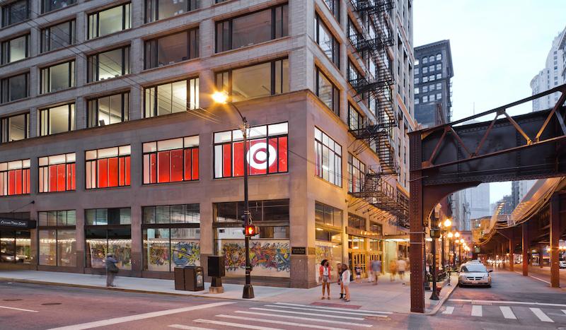 Supermercados em Chicago: Target