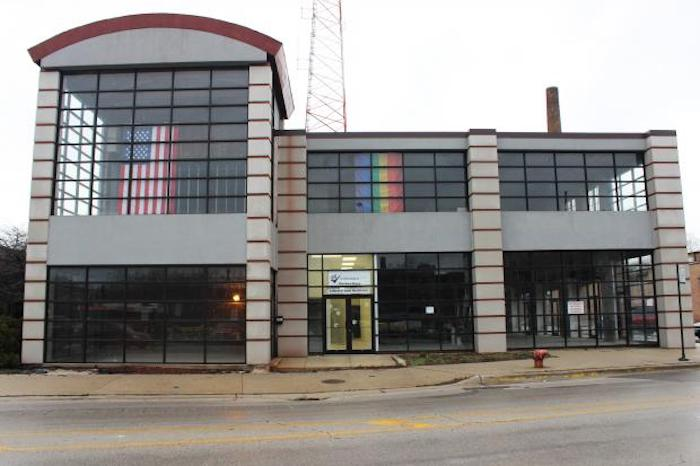 Lugares LGBTI em Chicago: biblioteca The Gerber/Hart Library & Archives