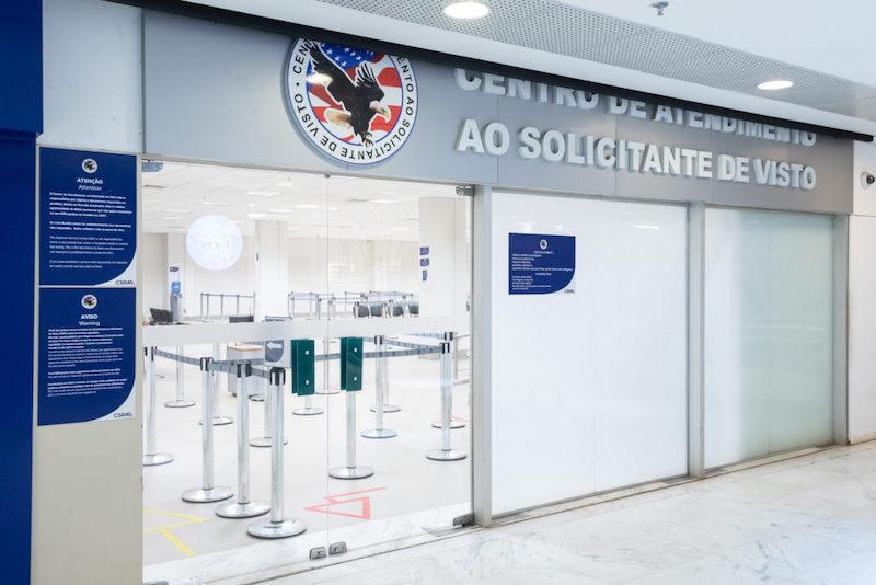 Centro de Atendimento ao Solicitante de Visto no Brasil
