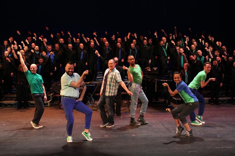 Lugares LGBTI em Chicago: Chicago Gay Men's Chorus