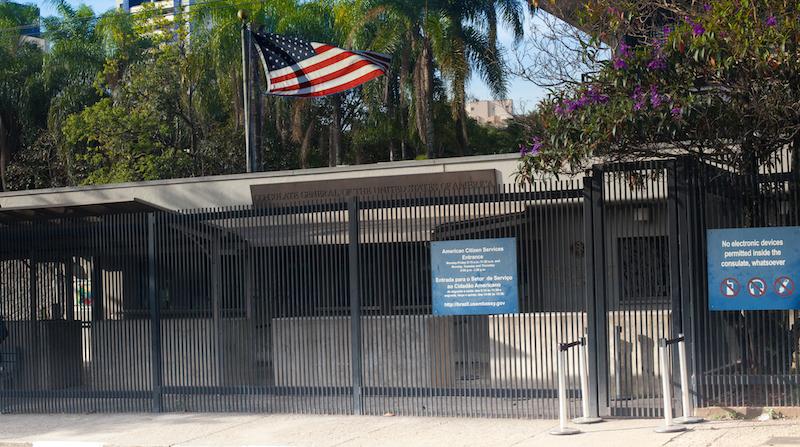 Consulado Geral dos Estados Unidos da América no Brasil