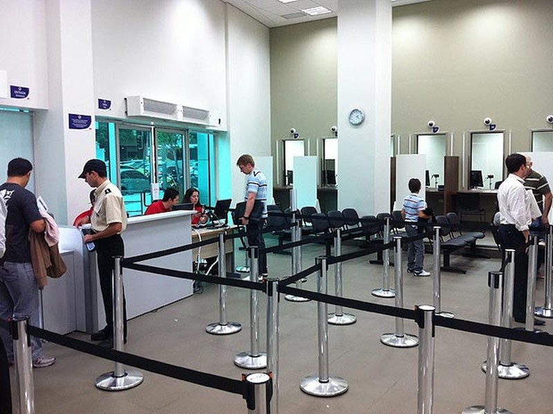 Emissão de visto para Chicago e Estados Unidos