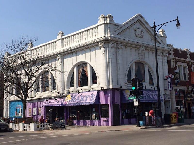 Lugares LGBTI em Chicago: Hamburger Mary's e Mary's Attic
