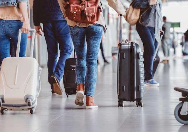 Peso das malas e quantas bagagens levar para Chicago