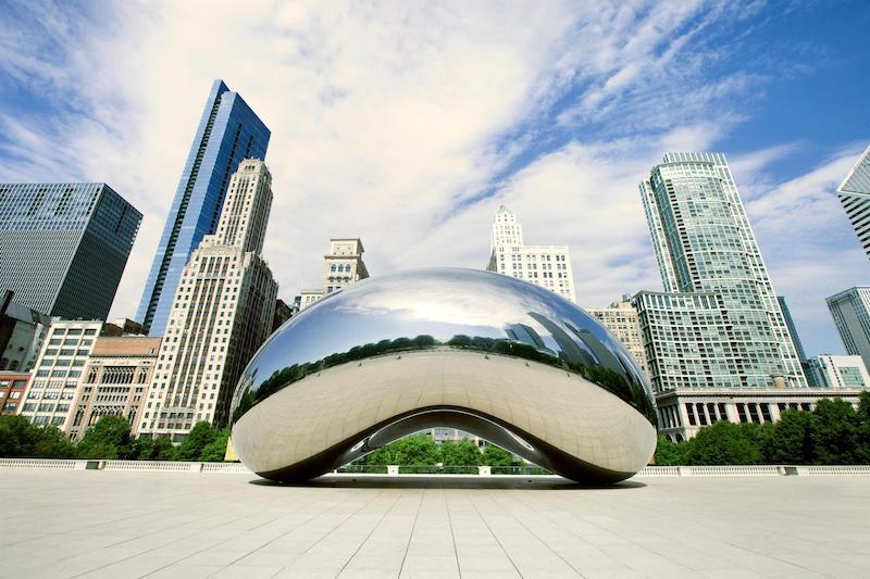 Roteiro de 1 dia em Chicago: Cloud Gate no Millennium Park