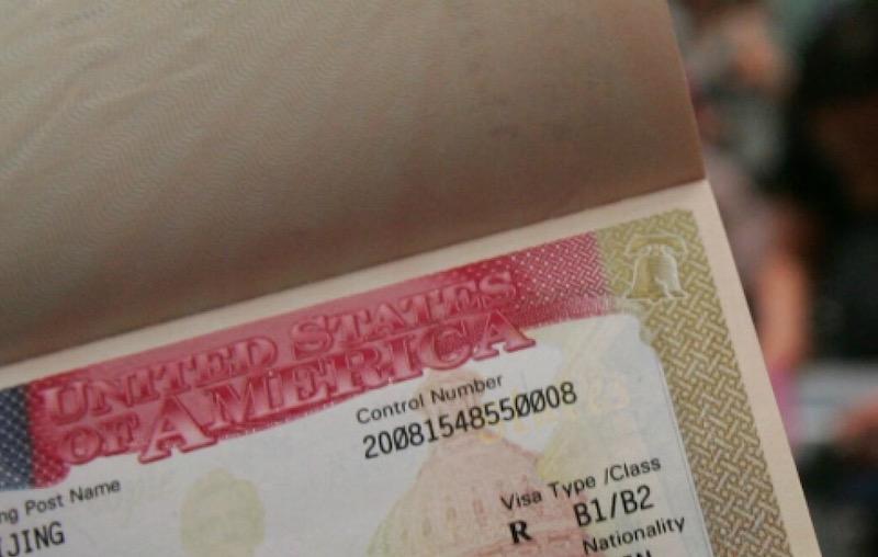 Tipo de visto de entrada para Chicago e Estados Unidos