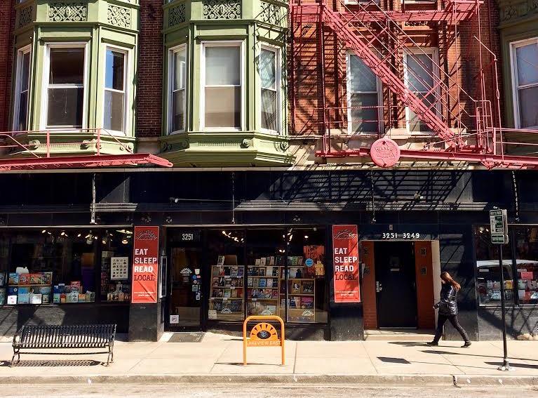 Lugares LGBTI em Chicago: Livraria Unabridged