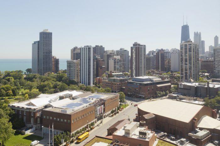 Chicago History Museum: área do museu